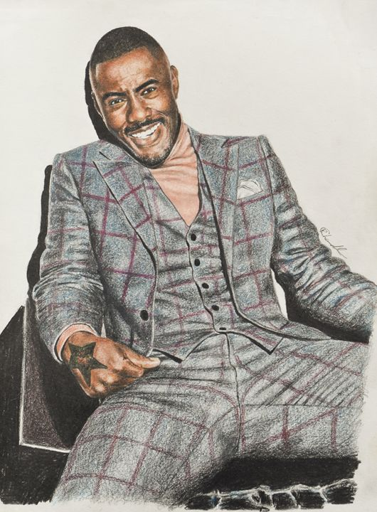 Idris - Art by Reggie Chandler
