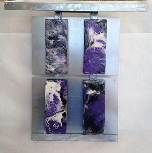 Fluid Dreams Panel Installation