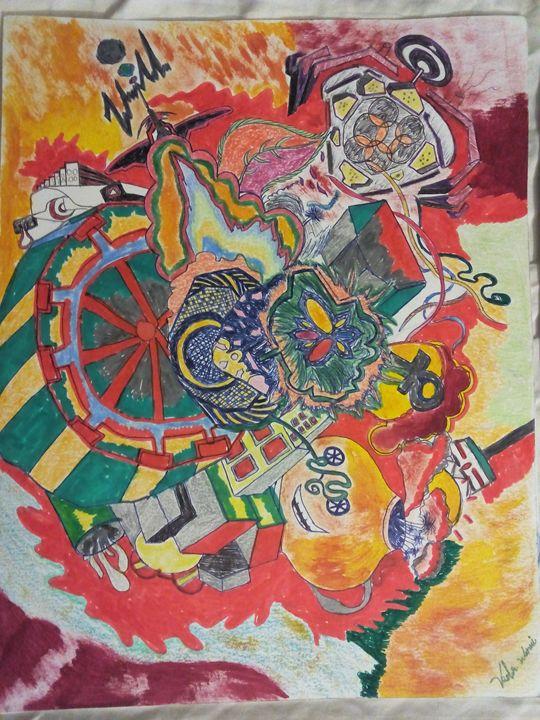 Artisticland - Artistic WARUI