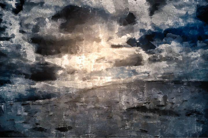 Desert Dunes 0215 - Sherri Schrader Art