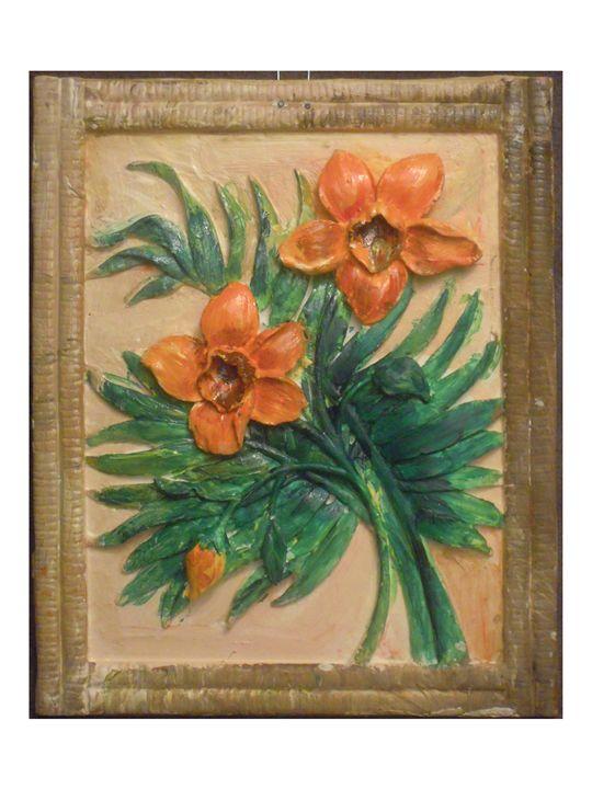 Daffodil flower-2 - Iulia gallery