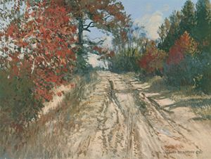 Dirt Road | Texas Art Prints