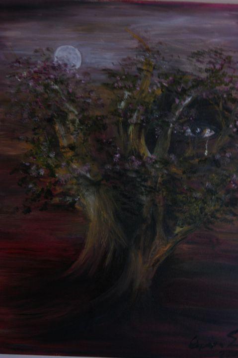 Nature in despair - Rene Sele