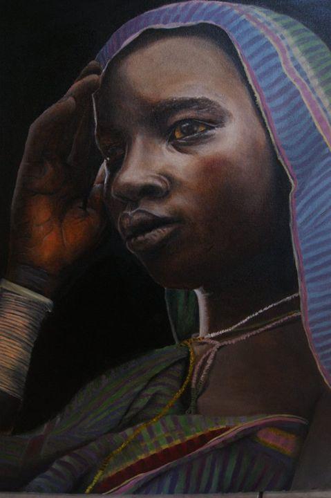 aithiopian woman - Rene Sele