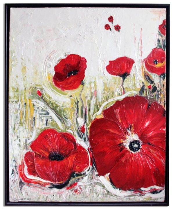 Red Poppies - CDamianos