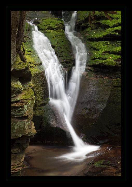 Summer Falls - John Stephens