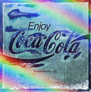 Coca Cola Rainbow
