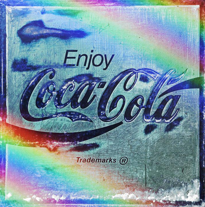 Coca Cola Rainbow - John Stephens