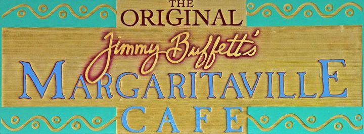 Jimmy Buffetts Key West Margaritavil - John Stephens