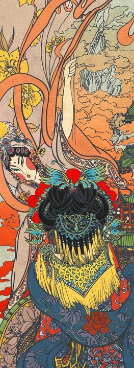 Queen - Mochi's Art Studio