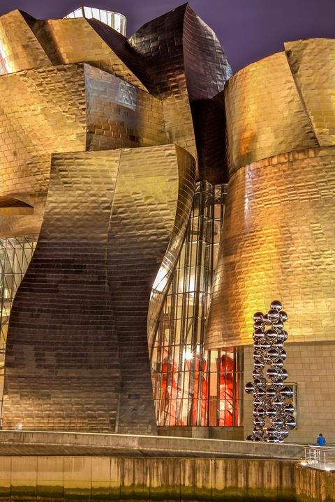 Bilbao Guggenheim Museum - Photo