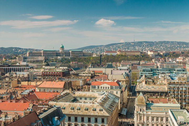 Budapest skyline - Photo