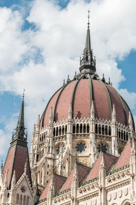 Budapest Parliament. - Photo