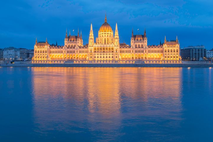 Budapest Parliament - Photo