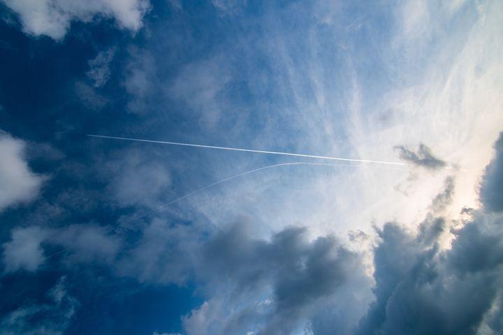 Italian sky - Photo