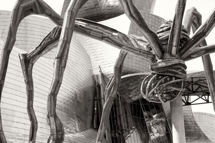 Bilbao Guggenheim Museum - Photo