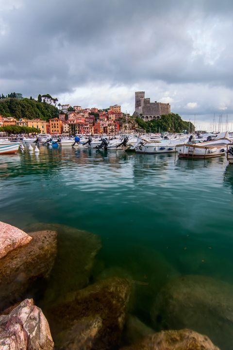 Lerici tower - Photo
