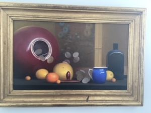 Still Life by Robert Douglas Hunter