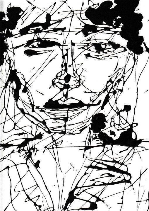 Contemplation 3: the Tough girl - Minerva Ngo