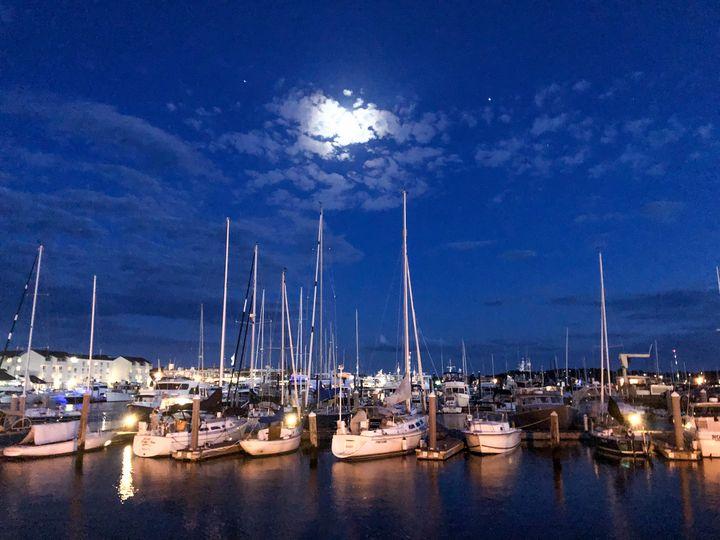 Midnight glow - KrisDSimms Photography