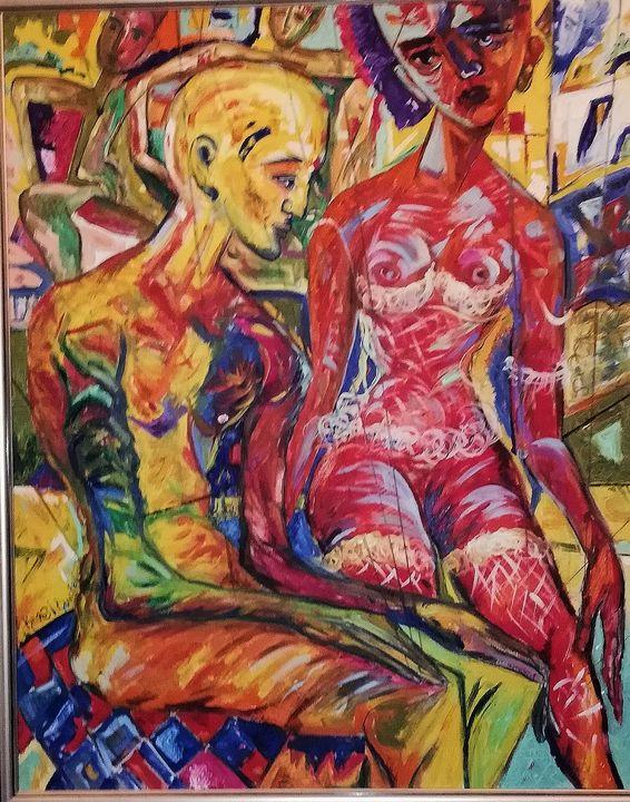 Puppets - Krasi Kunchev