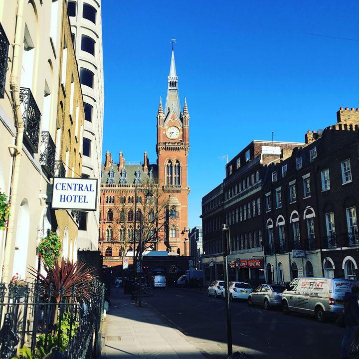 Central London - Matthew Gordon