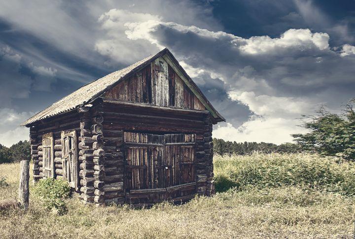 old wooden house - Radomir