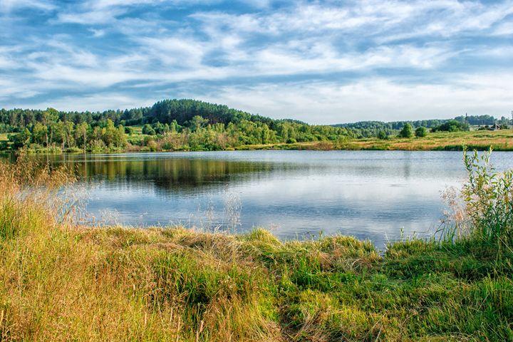 bank of the river - Radomir