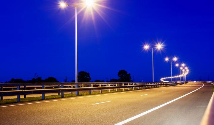 new highway at night - Radomir