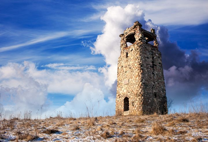 old watchtower - Radomir