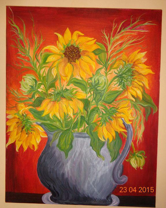 Sunflowers - Sofija