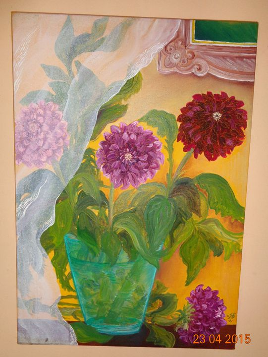 Hidden Flowers - Sofija