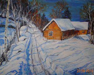 Winter Motif 1