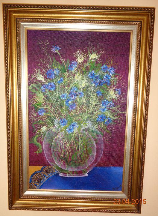 Purple Bouquet - Sofija