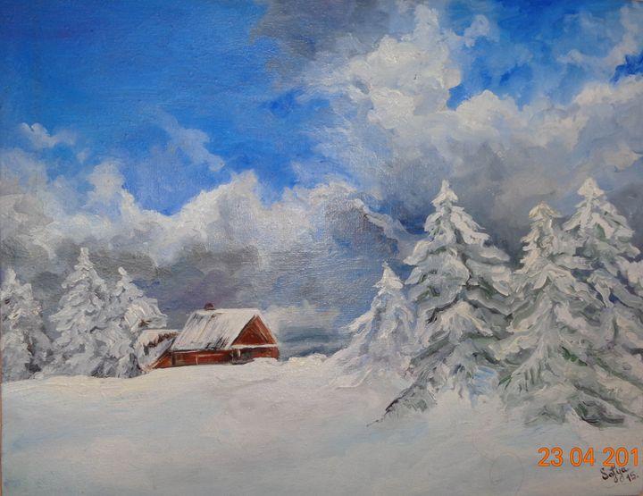 Winter Motif 2 - Sofija