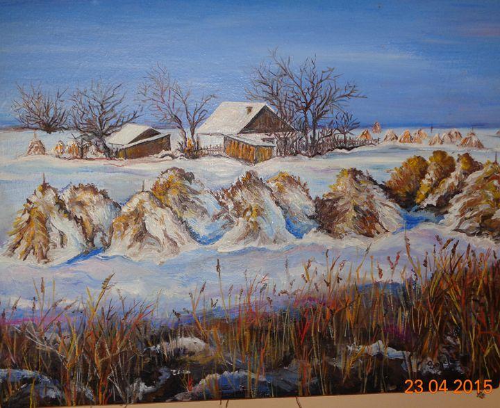 Winter Motif 3 - Sofija