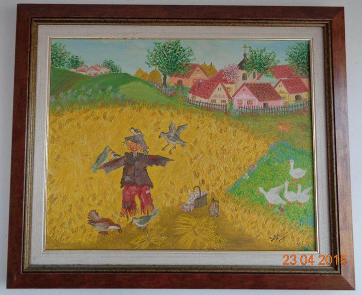 Scarecrow - Sofija