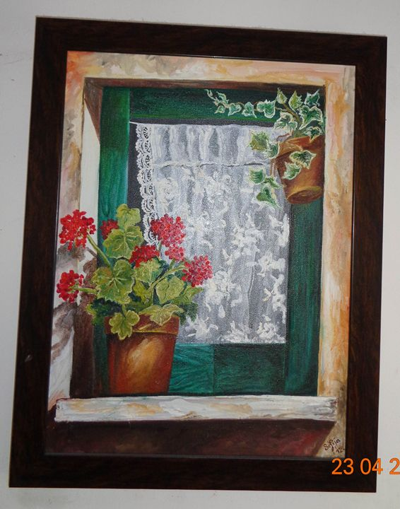 Small Window - Sofija