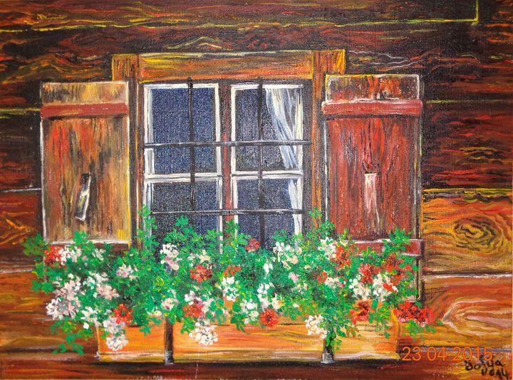 Window 2 - Sofija