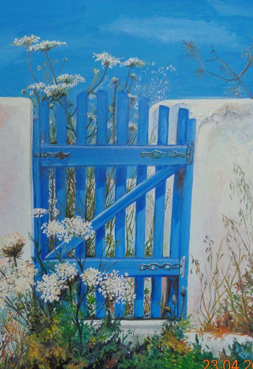 Blue Gate - Sofija