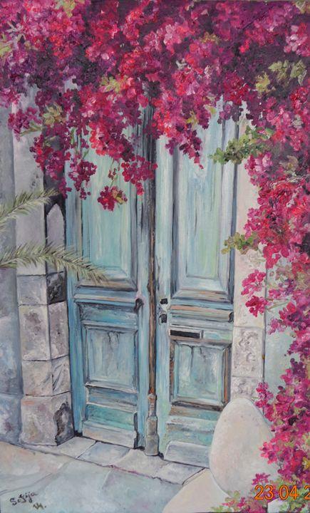 Flowery Gate - Sofija
