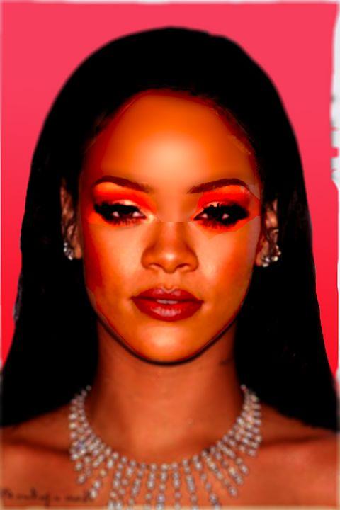 Rihanna pink - tarama chabot