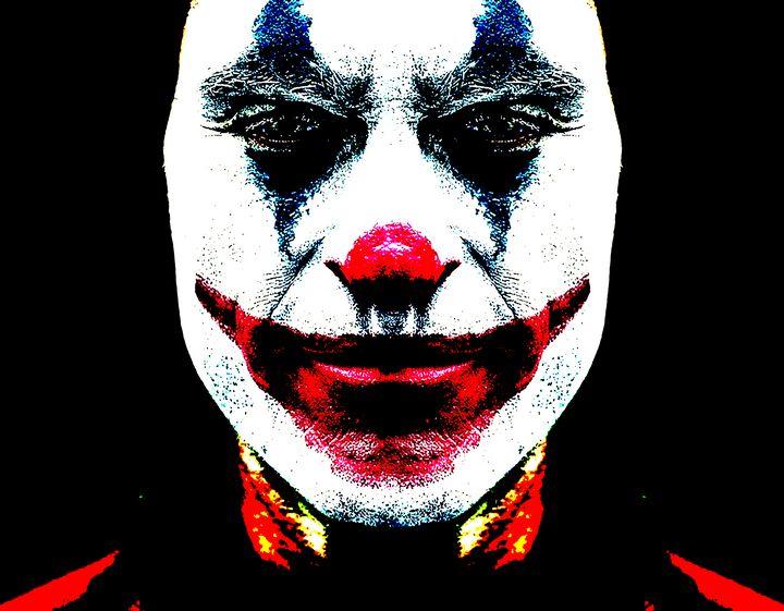 joker skin face - tarama chabot