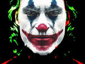 Joker green hait