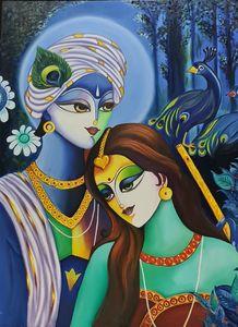 Radha Krishna - Narnoli