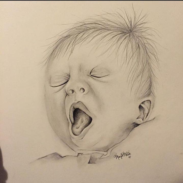 Sleepy Baby - Marija