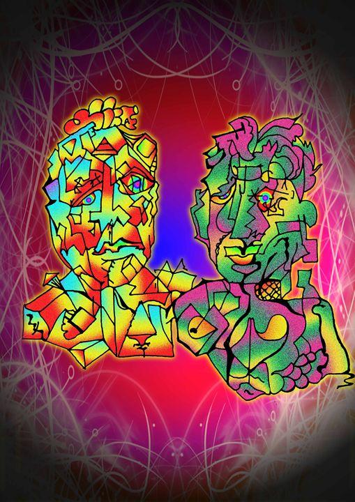 cubes meltdown - Sublimely Surreal