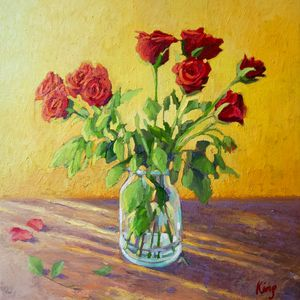 Red Roses - Brian King