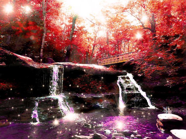Magic Falls - Aly M