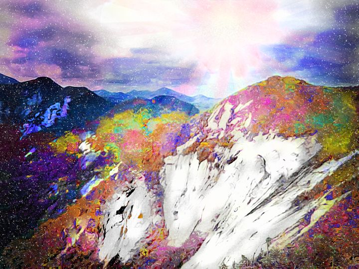 Snow and Rainbows - Aly M